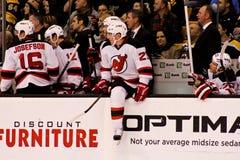 David Clarkson New Jersey Devils Royalty Free Stock Photos