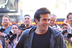 David Copperfield Stock Photo