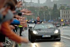 David Coulthard Stock Photos