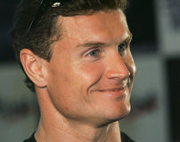 David Coulthard Stock Image