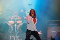 David Coverdale, Whitesnake lizenzfreies stockfoto