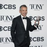 David Cromer at the 2018 Tony Awards. David Cromer arrives in the media room of the 72nd Annual Tony Awards at the 3 West Club in New York City on June 10, 2018 royalty free stock photography