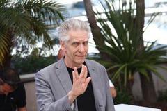 David Cronenberg Stock Photo