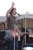 David Crowder Band bij het Festival van de Impuls van de Wereld Royalty-vrije Stock Afbeelding