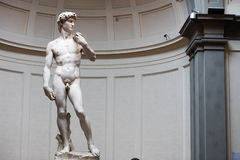 David da Michelangelo Immagine Stock