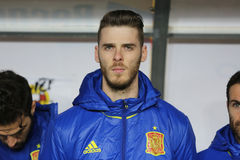David de Gea Stockbilder