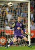 David de Gea of Atletico Madrid Stock Photo