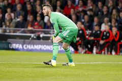 David de Gea Manchester Unied Royalty Free Stock Images