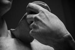 David de Miguel Ángel, Florencia-Italia Fotos de archivo