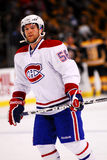David Deshamais Montreal Canadiens Stock Image