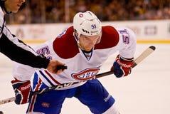 David Desharnais Montreal Canadiens Royalty Free Stock Photo