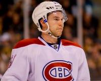 David Desharnais Montreal Canadiens Stock Image