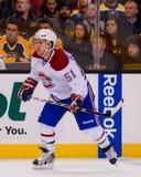David Desharnais Montreal Canadiens Royalty Free Stock Photos