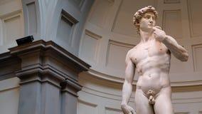 David door Michelangelo royalty-vrije stock afbeeldingen