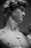 David door Michelangelo, Florence-Italië Stock Afbeeldingen
