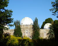David Dunlap Observatory Photo libre de droits