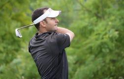 David Dupart at the Golf Open de Paris 2009 Stock Photography