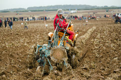 David Eastley, Ploughman Stock Foto