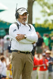 David Feherty at the Memorial Tournament Royalty Free Stock Image