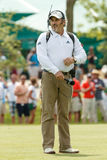 David Feherty at the Memorial Tournament Royalty Free Stock Images