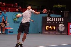 David Ferrer (ESP) Стоковая Фотография