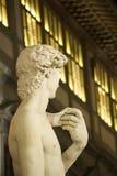 David, Firenze fotografie stock libere da diritti