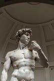 David - Firenze - Italie Fotografia Stock Libera da Diritti