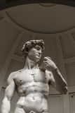 David - Florence - Italie Royalty Free Stock Photography