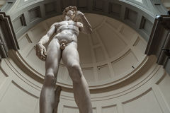 David - Florence - Italie Royalty Free Stock Photo