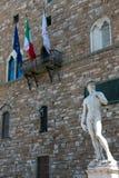 David, Florence, Tuscany Royalty Free Stock Photos