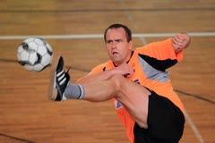 David fracassante Esner - futnet Fotografie Stock