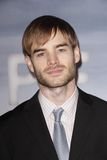 David Gallagher,. David Gallagher  at the Super 8 Blu-ray And DVD Release Party, AMPAS Samuel Goldwyn Theater, Beverly Hills, CA 11-22-11 Stock Image