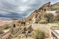 David Gareja Monastery Complex, Geórgia Foto de Stock Royalty Free