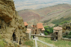 David Gareja monastery complex, Georgia Stock Photo