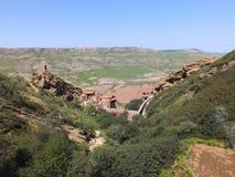 David Gareja monastery complex Royalty Free Stock Images