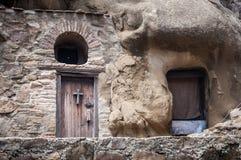David Gareji monasteries Royalty Free Stock Photo