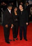 David Gest, Rebbie Jackson, Tito Jackson Royalty Free Stock Image