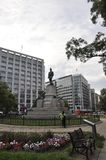David Glasgow Farragut Monument nel parco da Washington District di Colombia U.S.A. Immagine Stock Libera da Diritti
