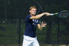 David Goffin (BEL) Fotos de Stock