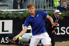 David Goffin (BEL) fotografia stock