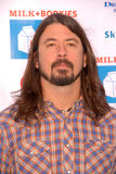 David Grohl Stock Photography