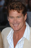 David Hasselhoff,The Specials. Actor DAVID HASSELHOFF at the special fan screening of War of the Worlds at the Grauman's Chinese Theatre, Hollywood. June 27 Stock Photos