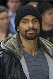 David Haye Stock Images