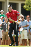 David Hearn at the Memorial Tournament Royalty Free Stock Images