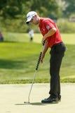David Hearn at the Memorial Tournament Royalty Free Stock Photo