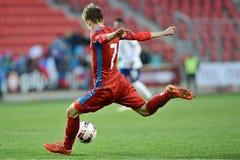 David Houska. PRAGUE 31/03/2015 _ Friendly match Czech Reublic U21 - Portugal U21 Stock Photos