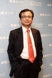 David Hsu (許立慶), JP Morgan Asia Pacific CEO. J.P. Morgan Asset Asian Country Head Meeting held at May 26, 2009 in Taipei. Asia Pacific CEO Daivd Hsu Stock Image