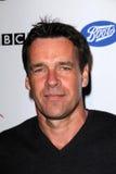 David James Elliott bij de Officiële Lancering van BritWeek, Privé Plaats, Los Angeles, CA 04-24-12 Stock Foto
