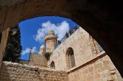 david jerusalem torn Arkivfoton