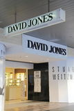 David Jones department store Royalty Free Stock Photo